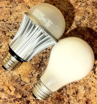 LED light reviews 2011